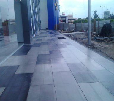 Pavimentación Plaza
