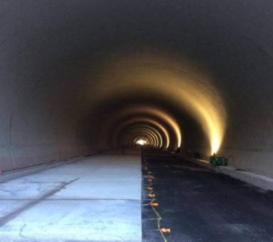 Pavimentación Túnel